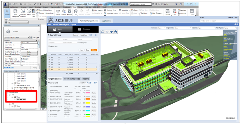 Building Information Modelling (BIM) with Facilities Management (FM)