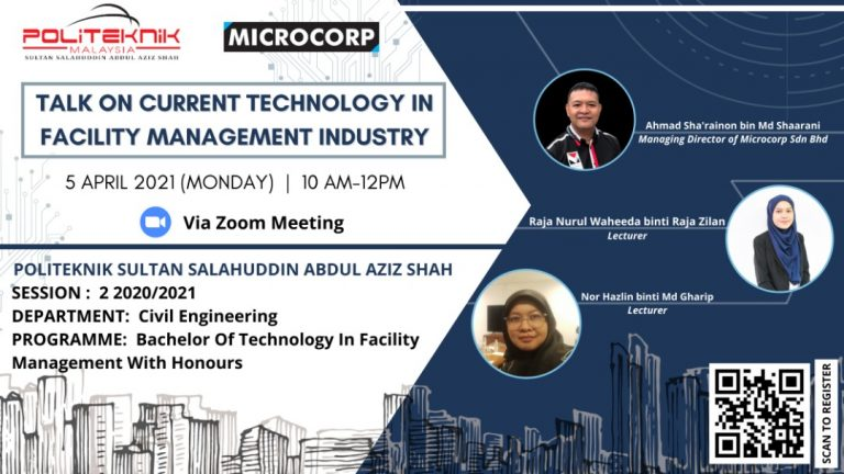 Read more about the article Current Technology In Facility Management Industry